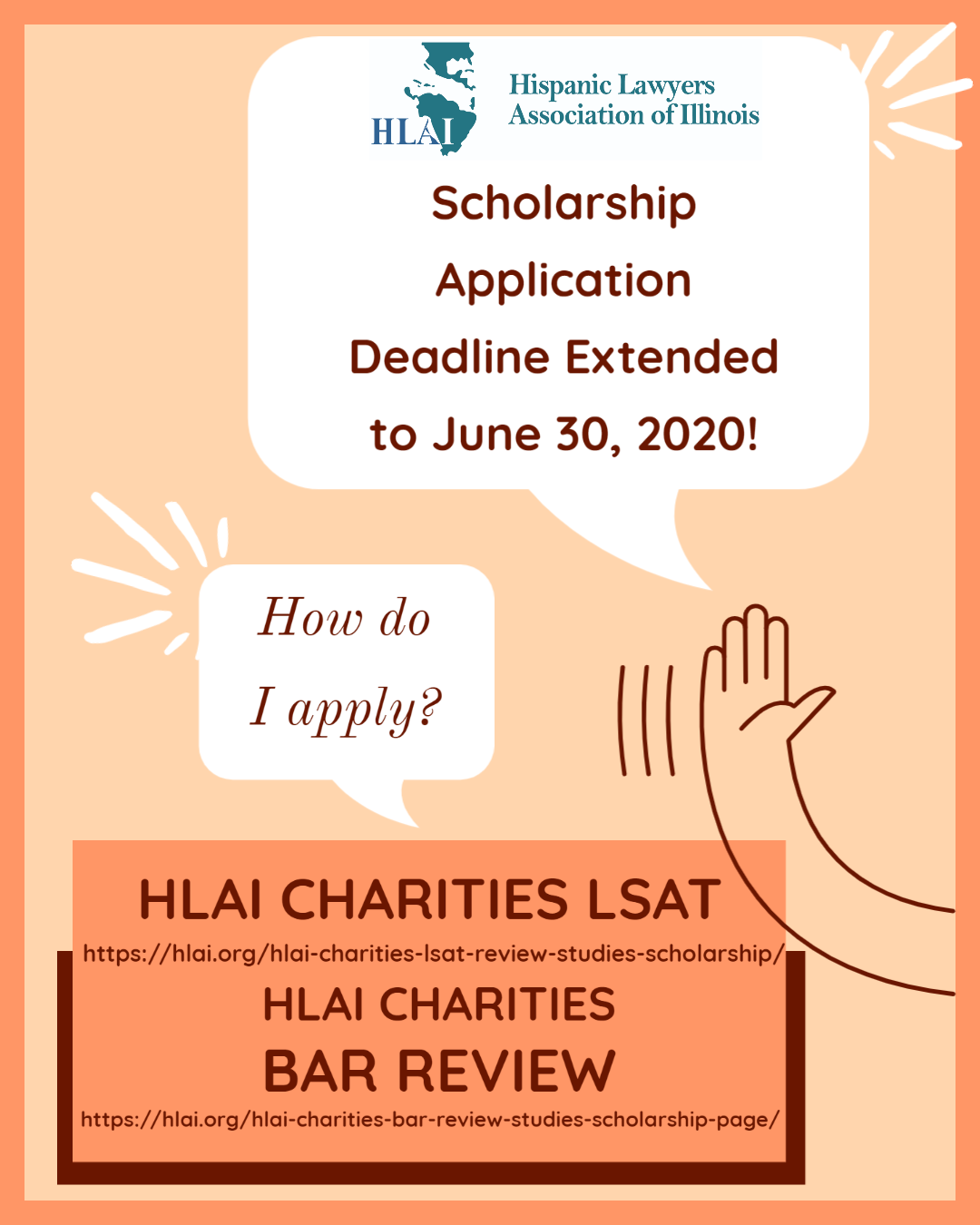 HLAI Charities Scholarship Applications Due Today!